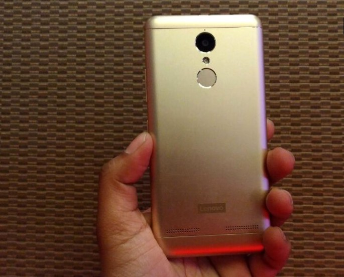 lenovo-k6-power-back Lenovo K6 Power, features, specifications and price Technology