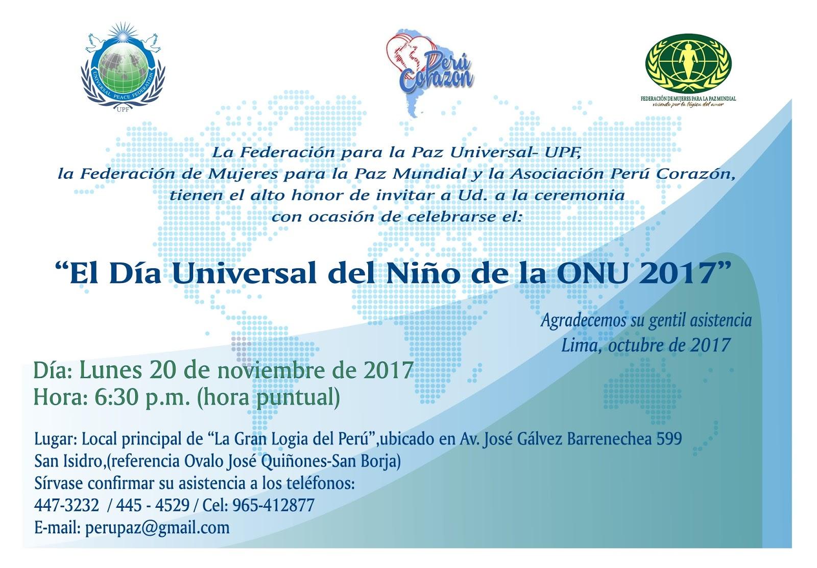Joven escritor participa en evento por Día Universal de los Derechos ...