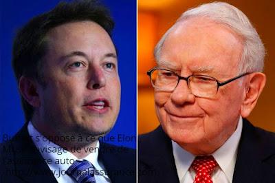 Buffett Elon Musk