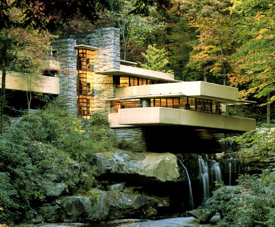 Frank Lloyd Wright Falling Water Wallpaper Beautiful Abodes The Works Of Frank Lloyd Wright