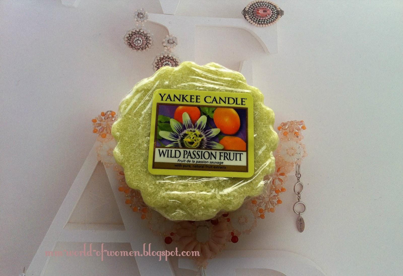 Wild Passion Fruit od Yankee oraz wyniki konkursu!