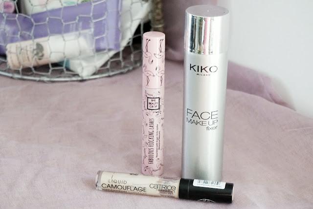 Aufgebraucht 2016 Part 2 Makeup Kiko Catrice