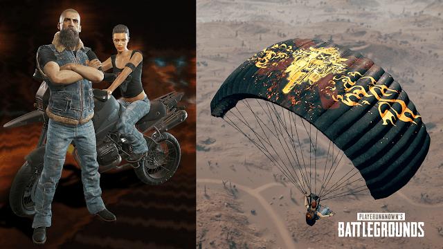 اخر تحديث من لعبة PUBG اصبح متاح الان مع اسلحة و تحديات و تعديلات جديدة, اليكم التفاصيل..