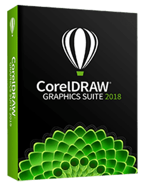 CorelDRAW Graphics Suite 2018, Graphic design software