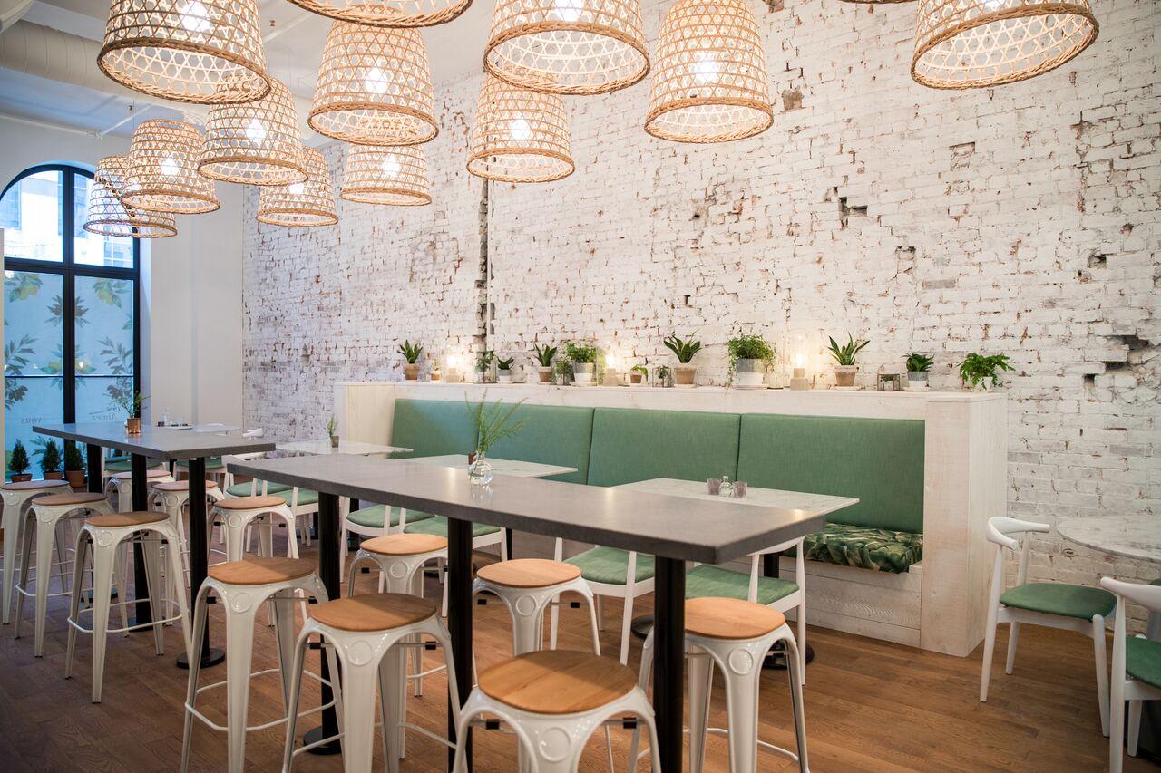 Restaurant Vegane Montreal