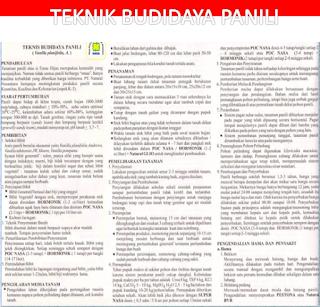 JUAL PUPUK UNTUK TANAMAN PANILI - 082334020868