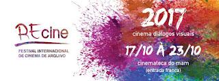 REcine - Festival Internacional de Cinema de Arquivo