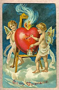 History of Valentines Day | Saint Valentine