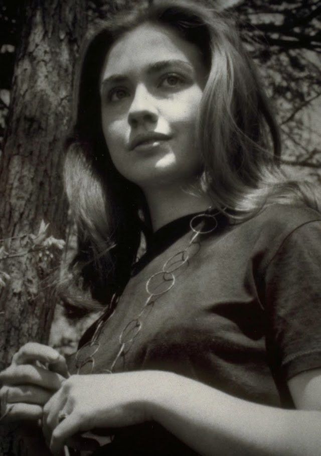10 awesome vintage photos of hillary clinton vintage everyday