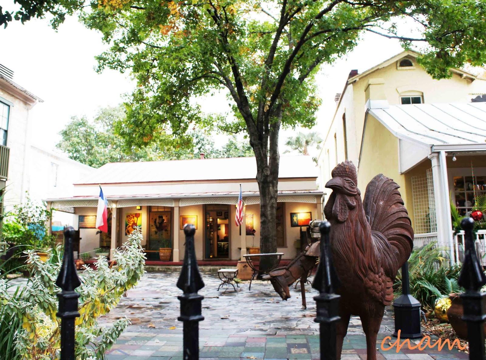 Feel Local At La Villita (san Antonio Tx)