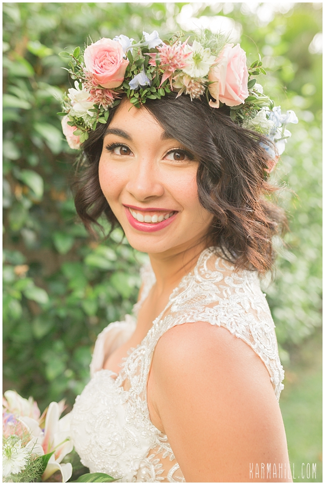 Maui Bridal Portrait