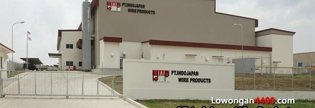 Lowongan Kerja PT. Indojapan Wire Products (IJWP) Karawang