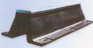 fender yang biasa dan umum digunakan di indonesia