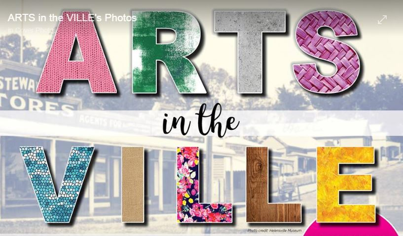 ARTS in the VILLE Web-site