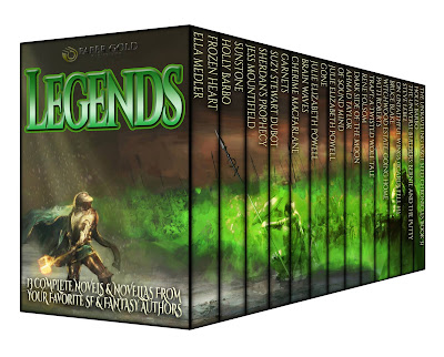 Legends & Legacy box sets