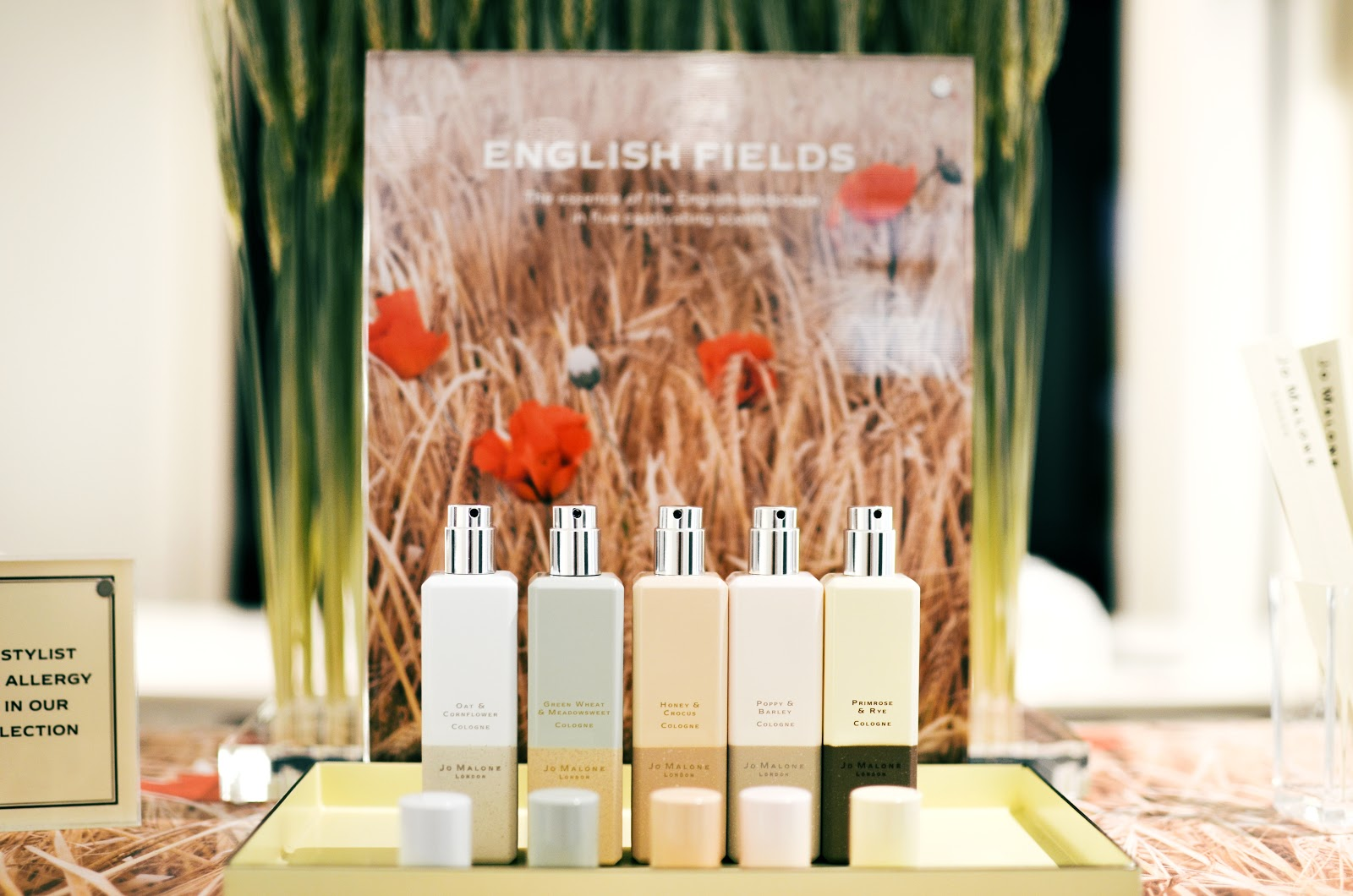 Jo Malone | English Fields Collection