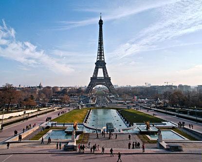 Paris Paris Attractions