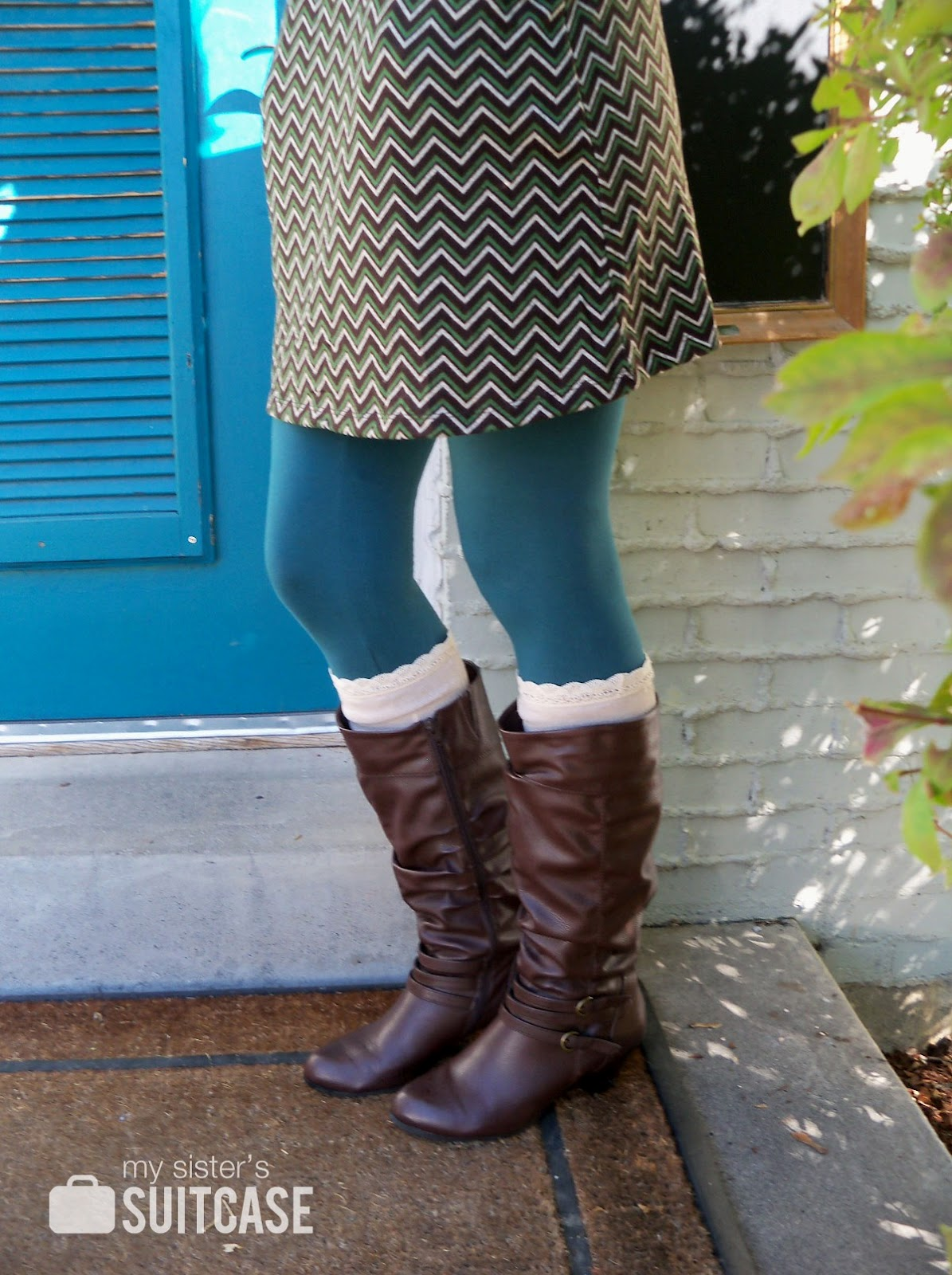 How to lace wear boot socks pictures