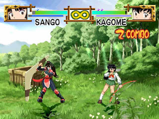 Free Download Games Inuyasha A Feudal Fairy Tale PS1 For PC Full Version  ZGASPC