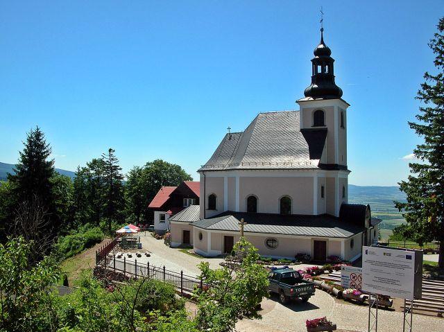 kościoły w Międzygórzu