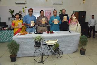 "Muktakash - 50 kaviman sangrah "" Editor : Anshu Harsh launch today"