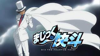Magic Kaito 1412 – Todos os Episódios