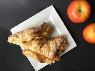 Cinnamon Apple Danish