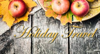 Holiday Travel Banner
