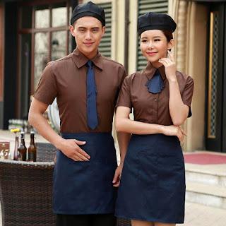 Đồng phục nhà hàng đem lại rất nhiều lợi ích