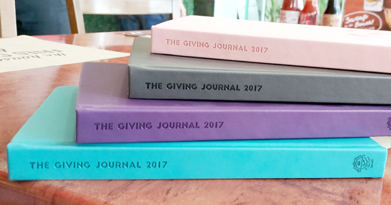 CBTL's GIVING JOURNAL 2017 DAVAO CITY LAUNCH