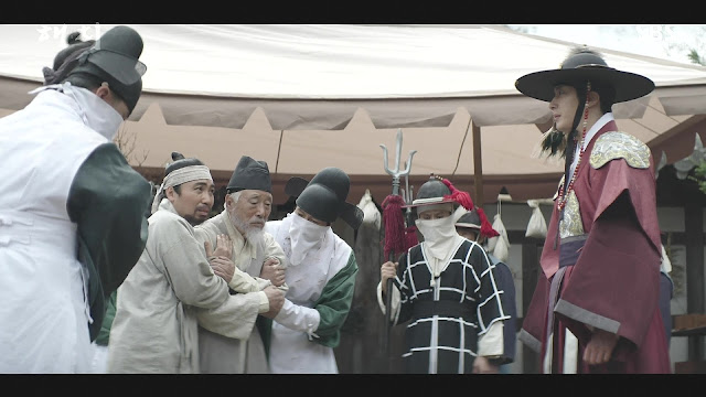 Sinopsis Haechi Episode 39 - 40