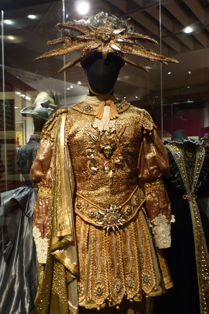 Theater costume form the Victoria and Albert Museum collection