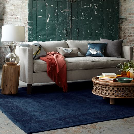 Dunham Down Filled Sofa: $1,699 ON SALE: $1,359