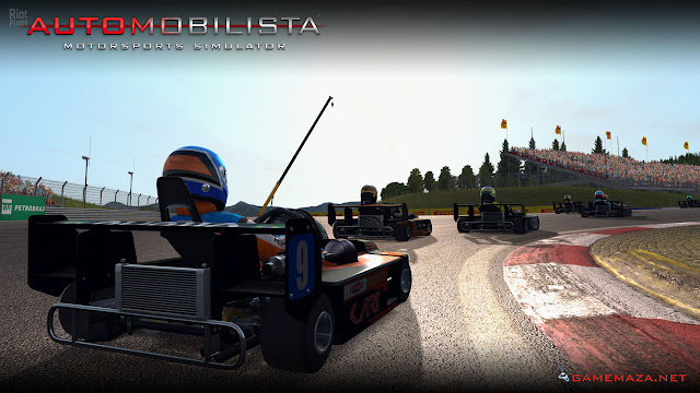 Automobilista Gameplay Screenshot 2