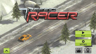 Traffic racer android game