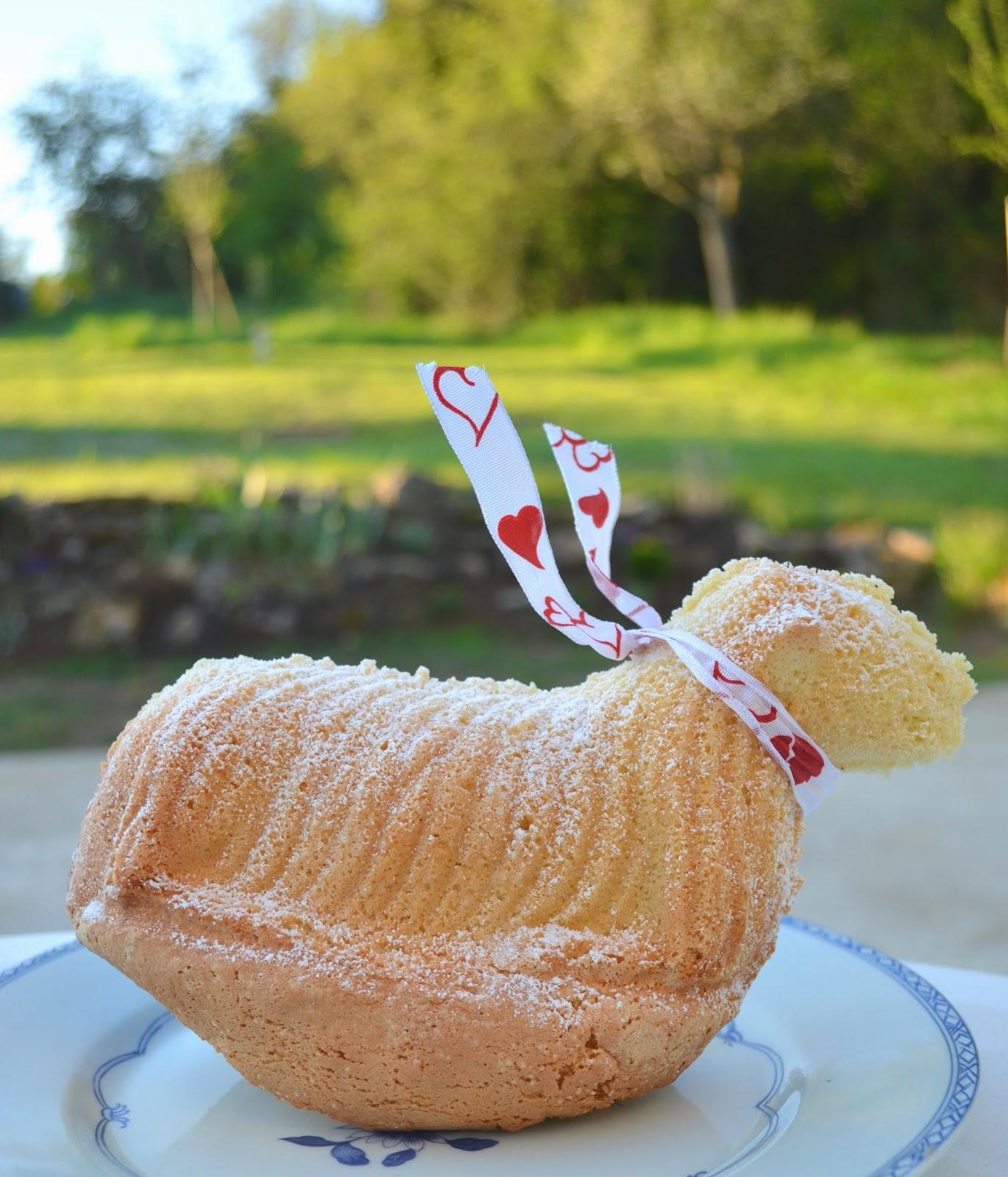 Lamala agneau de Pâques alsacien