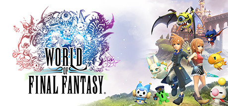 World of Final Fantasy PC Full Version