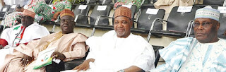 PDP convention drama: Secondus emerges party chairman, as Adeniran walks out