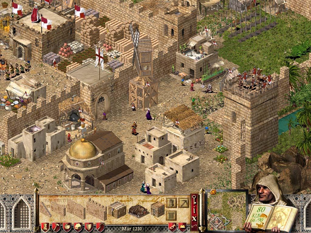 stronghold crusader ita
