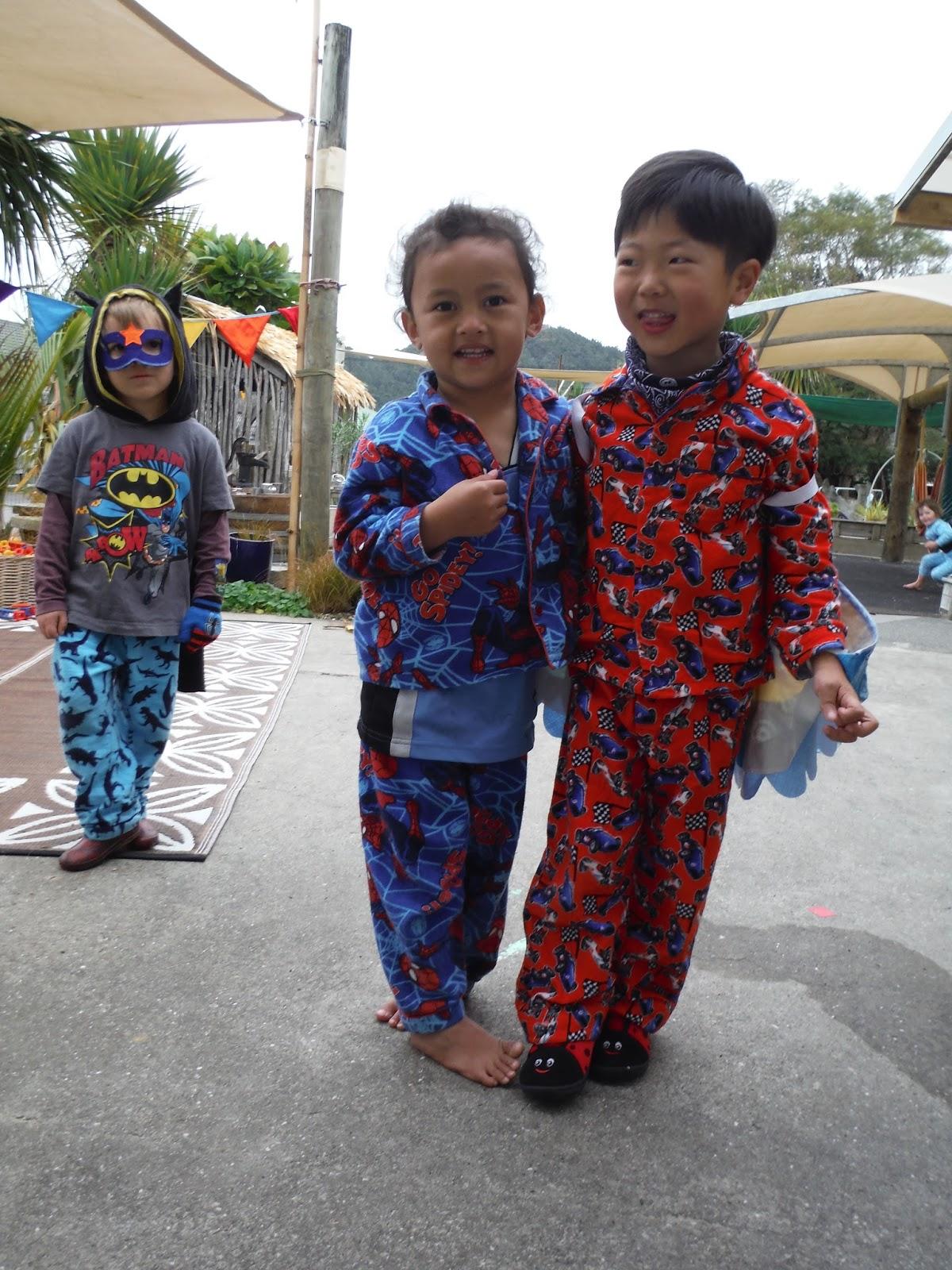 Mairtown Kindergarten Wacky Wednesday