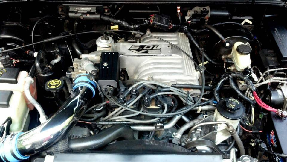 Daily Turismo 5 0 V8 Efi Swap 2000 Ford Ranger Pickup