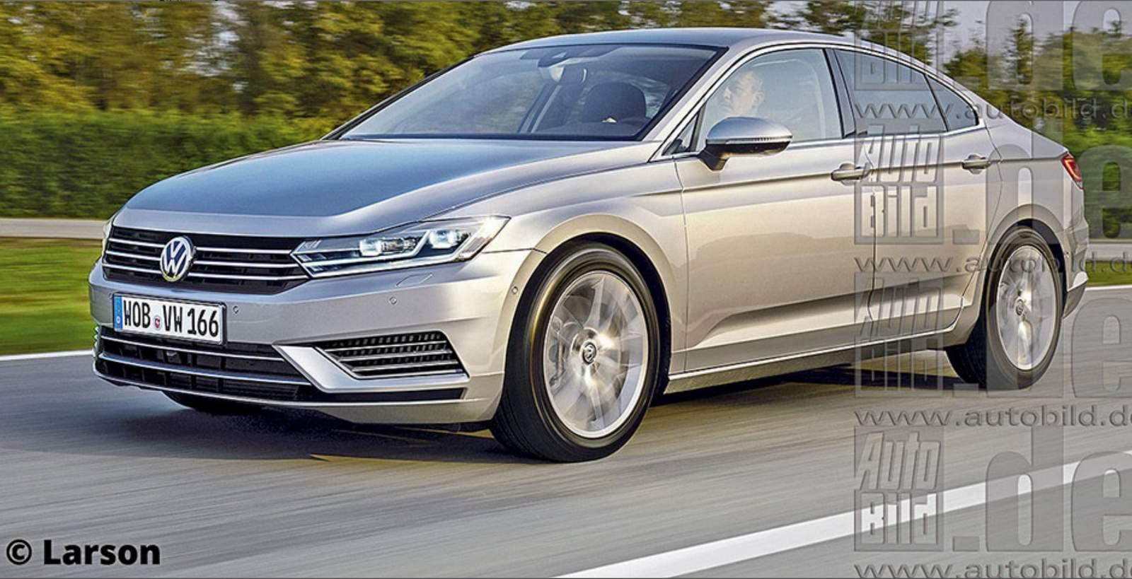 2017 Jetta S >> Nova VW Jetta chega em 2017 maior e mais tecnológico | CAR.BLOG.BR
