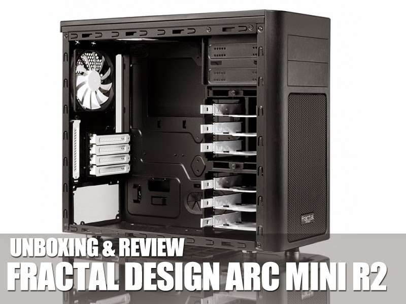 Fractal Design Arc Mini R2 101