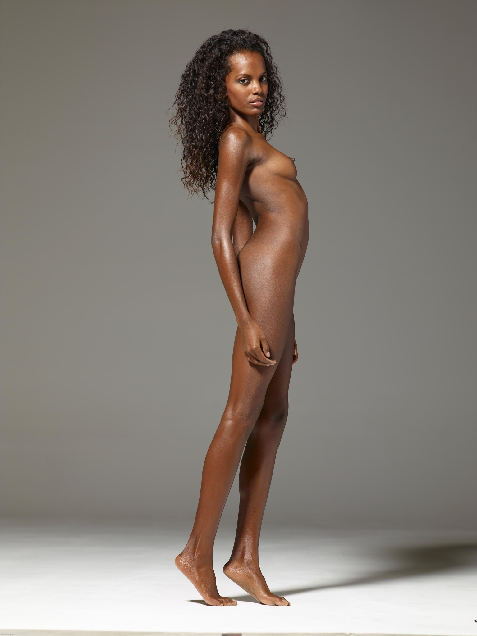 tall skinny black naked babes