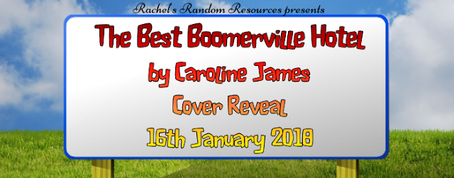 Cover Reveal: The Best Boomerville Hotel by Caroline James
