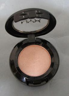 Imagen Sombra Sin Peache Nyx Cosmetics