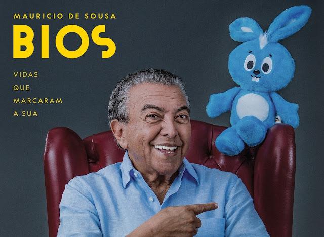 Com Porchat e Xuxa, documentário conta vida de Maurício de Sousa