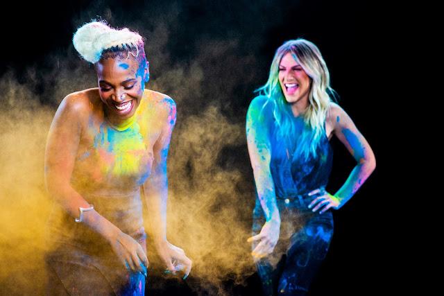 Maquiagem artística no novo 'Superbonita' sob comando de Karol Conka e Giovanna Ewbank