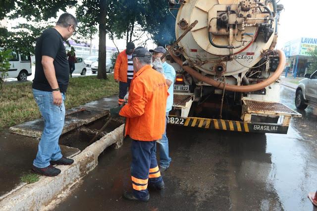 Nova administração aponta melhorias em Ceilândia