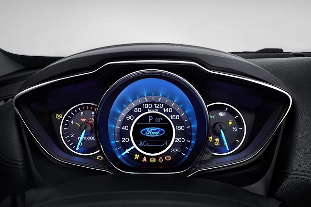 Ford Escort 2019
